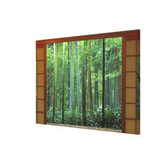 Okochi Sanso, Arashiyama, Kyoto, Japan 3 Canvas Print