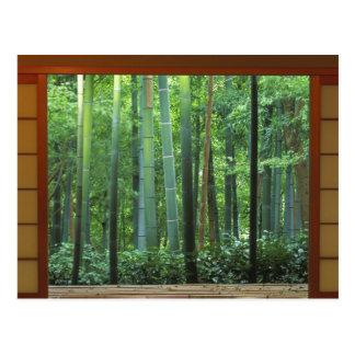 Okochi Sanso, Arashiyama, Kyoto, Japan 3 Postcard