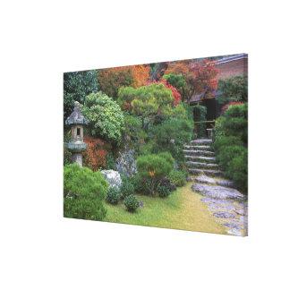 Okochi Sanso, Arashiyama, Kyoto, Japón 2 Lona Estirada Galerias