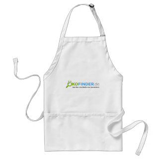 Ökofinder listing for the environment apron