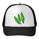 Okra Mesh Hats