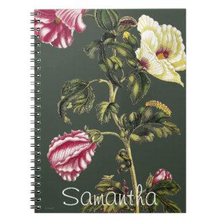 Okra Spiral Notebook