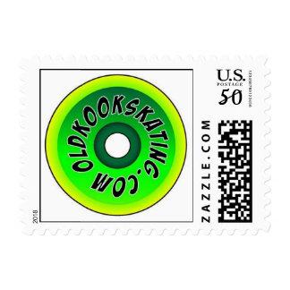 OKS Wheel Postage Stamp