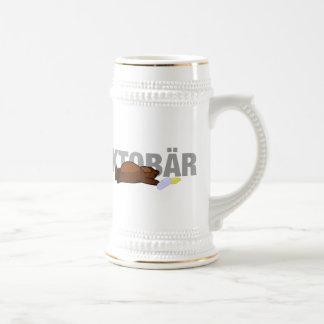 Oktobăr ( Octobear ) Coffee Mug