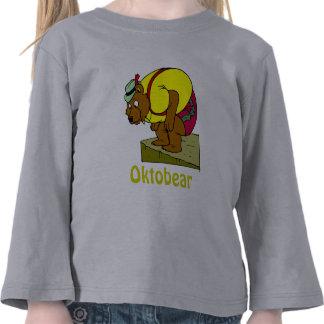 Oktobear 16 tee shirts