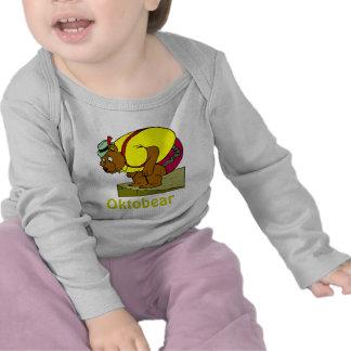 Oktobear 18 t-shirt