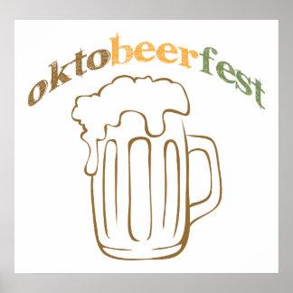 Oktobeerfest Oktoberfest Poster