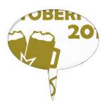 Oktobefest 2013 Prost! Cake Pick