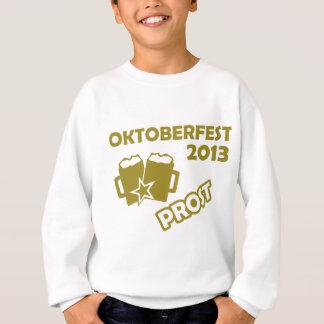 ¡Oktobefest Prost 2013! Sudadera