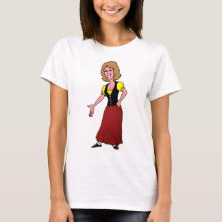 Oktober Fest barmaid T-Shirt
