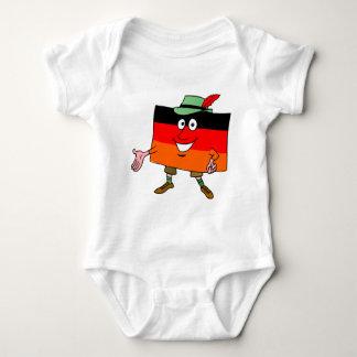 Oktober Fest is for babies Baby Bodysuit