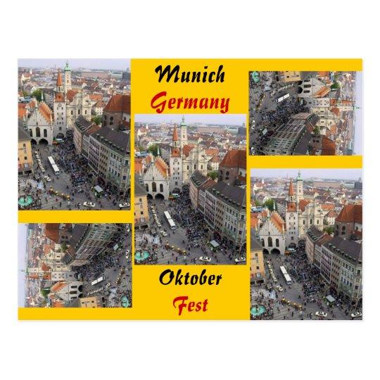 Oktober Fest, Post Card