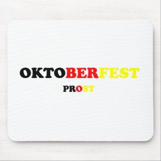 Oktober Fest Prost Mouse Pad
