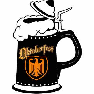 Oktoberest Beer Stein Photo Sculpture