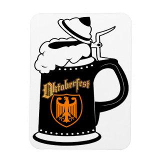 Oktoberest Beer Stein Flexible Magnet