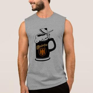Oktoberest Beer Stein Sleeveless Shirt