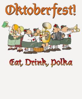 Oktoberfest #1 Bella+Camiseta del raglán de la Playera