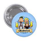 Oktoberfest 1 Inch Round Button