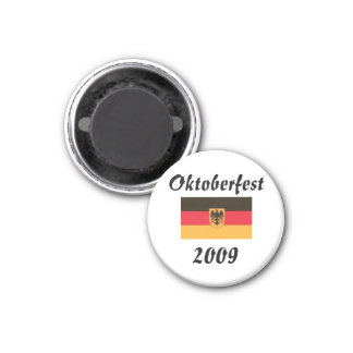 Oktoberfest 2009, Fridge Magnet