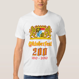 Oktoberfest 200 playeras