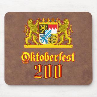Oktoberfest 200 tapetes de ratones
