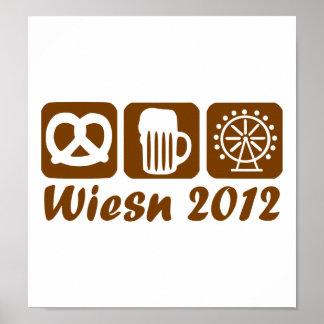 Oktoberfest 2012 posters