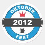 Oktoberfest 2012.png runder aufkleber