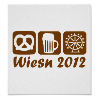 Oktoberfest 2012 poster