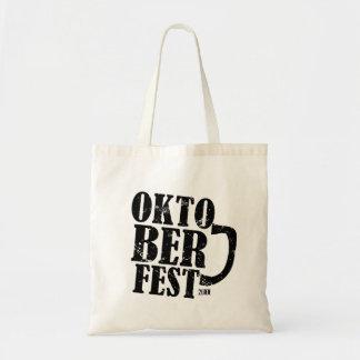 Oktoberfest 2013 - Black distressed Bags