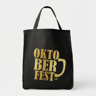 Oktoberfest 2013 - Gold Tote Bags