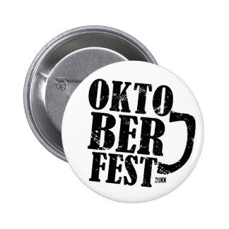 Oktoberfest 2013 - Negro apenado Pins