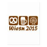 Oktoberfest 2015 post card