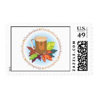 Oktoberfest Badge Stamp