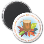 Oktoberfest Badge Refrigerator Magnets