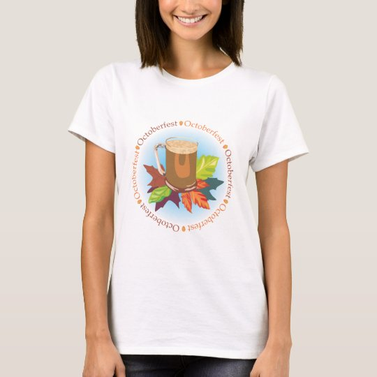 Oktoberfest Badge T-Shirt
