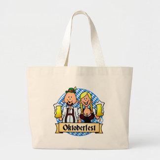 Oktoberfest Canvas Bag