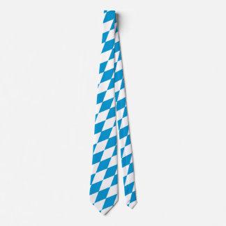 Oktoberfest, bandera bávara corbatas personalizadas