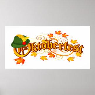 Oktoberfest Banner Poster - SRF