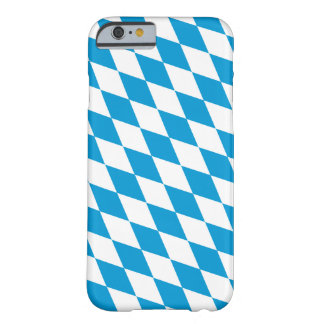 Oktoberfest, Bayern Colors Barely There iPhone 6 Case