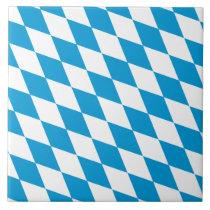 Oktoberfest, Bayern Colors Tile