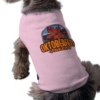 Oktoberfest Beer Dog Clothes
