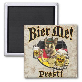 Oktoberfest Beer Hound Magnet