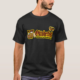Oktoberfest Beer Hound T-Shirt
