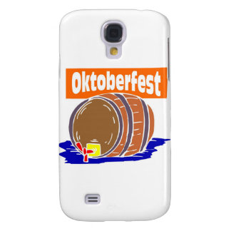 Oktoberfest beer keg galaxy s4 cover