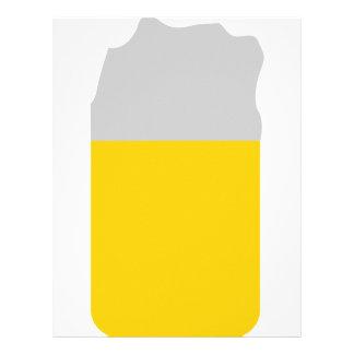 oktoberfest beer letterhead design