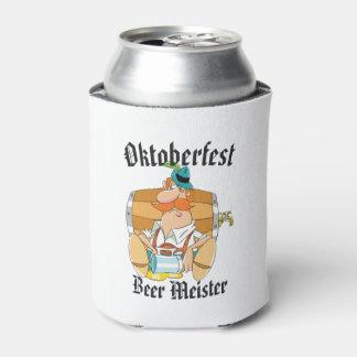 Oktoberfest Beer Meister Can Cooler