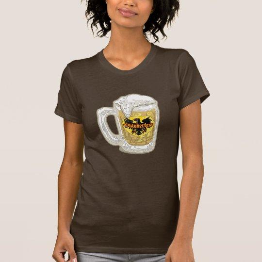 Oktoberfest Beer Mug T-Shirt