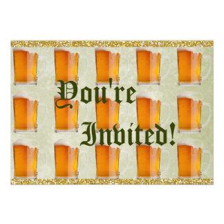 Oktoberfest Beer Mugs Prost Cards
