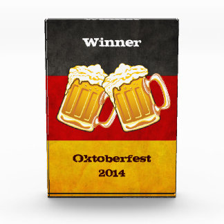 Oktoberfest Beer Party - Germany Drinking Team Award