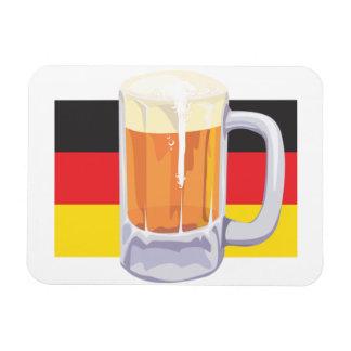Oktoberfest Beer Rectangular Photo Magnet